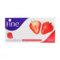 Fine Sensations Strawberry Colour & Scent (100 pcs