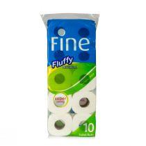 Fine Fluffy Rolls (10 pcs)