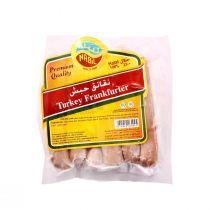 Nabil Turkey Frankfurter (370 g)