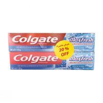 Colgate Max Fresh Toothpaste (2pcs) 15% Off