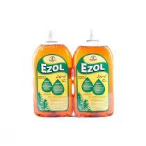 Ezol Disinfectant (2 pcs x 500 ml)