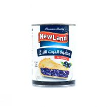 Newland Blueberry Pie Filing 595g