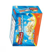 New Land Microwave Popcorn Light Butter (297 g)