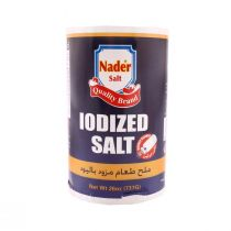 Nader Idoized Salt (737 g)