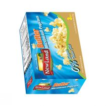 New Land Microwave Popcorn Butter (297 g)