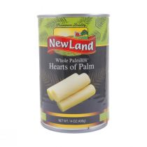 New Land Whole Palmitos (400 g)