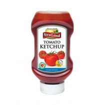 New Land Tomato Ketchup Squeeze 567g