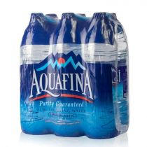 Aquafina Drinking Water 1.5L 6Pcs