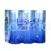 Aquafina Sparkling Water 6x250ml Pack