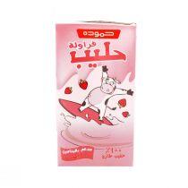 Hammoudeh Strawberry Milk (125 ml)