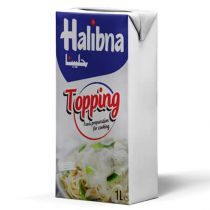 Halibna Topping Cooking Cream 1L