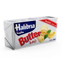 Halibna Unsalted Butter 200g