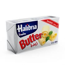 Halibna Unsalted Butter 400g