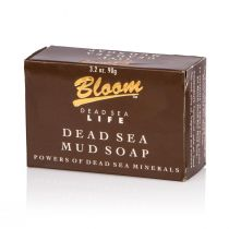 Bloom Dead Sea Mud Soap (90g)