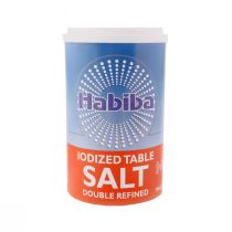 Habiba Iodized Table Salt (700 g)
