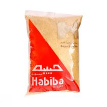 Habiba Store White Burgul Soft  (1 k)