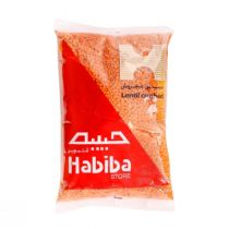 Habiba Split Red Lentil 1kg