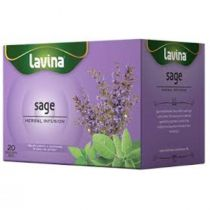 Lavina Herbal Infusion Sage (20 bags)