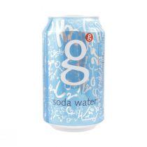 G Soda Water (330 ml)