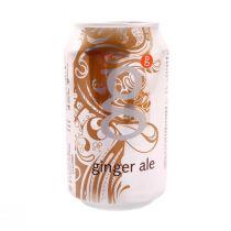 G Ginger Ale (330 ml)