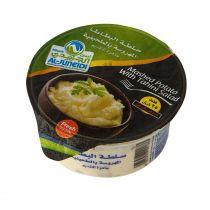 Al Juneidi Mashed Potato with Tahini Salad 125 g