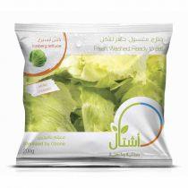 Ashtal Iceberg Lettuce Chopped Cubes 200g