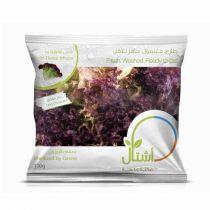 Ashtal Lollo Rossa Lettuce Leaf 100g
