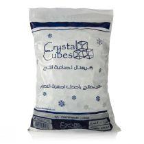 Crystal Ice Cubes Bag (2kg)