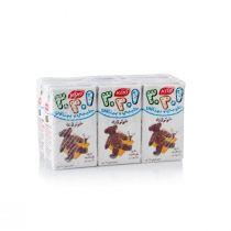 KDD 1.2.3 Chocolate Milk (6 Pcs x 125 ml)