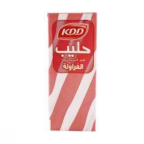 KDD Strawberry Milk (180 ml)
