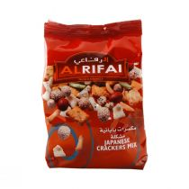 Al Rifai Japanese Crackers Mixed 250g