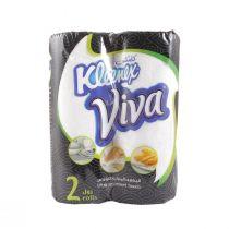 Kleenex Viva Ultra Absorbent Towels (2 Rolls)
