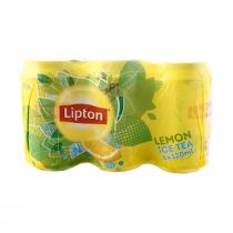 Lipton Ice Tea Lemon (6 Pcs x 330 ml)