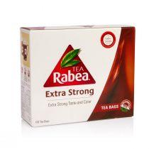 Rabea Tea Extra Strong (100 tea bags)