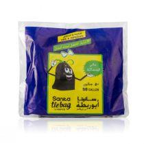 Napco Tie Bags 50 Gallon (10 Pcs)