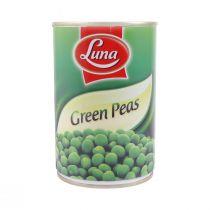 Luna Green Peas (400 g)