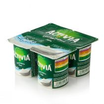 Activia Stirred Yoghurt 4 Pcs (125 g each)