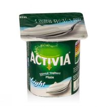 Activia Stirred Yoghurt Light 4 Pcs (125 g each)