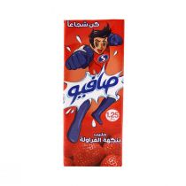 Safio Strawberry Milk (200 ml)