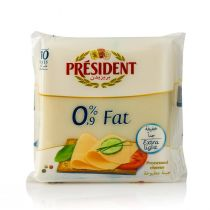 President Cheese Slices Extra Light (10 pcs x 200 g)
