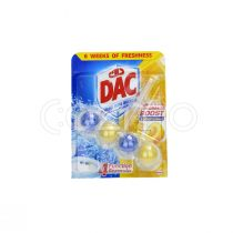 DAC Power Active Lemon Toilet Rim Block  50g