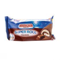 Americana Chocolate Super Roll 85g