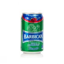 Barbican Cans Malt Drink Strawberry 330ml
