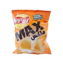 Lay's Max Chips Creamy Cheddar (50 g)