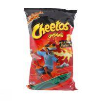 Cheetos Hot Crunchy Cheese Chips (200g)
