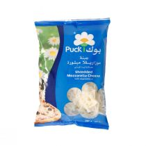 Puck Mozzarella Cheese Shredded (200 g)