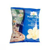 Puck Mozzarella Cheeese Shredded (500 g)
