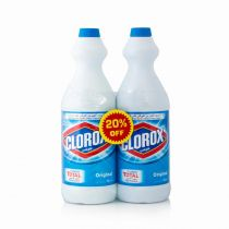 Clorox Original 20% Off (2 pcs x 950 ml)