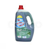 Clorox Liquid Floor Cleaner & Disinfectant 5 in 1 Pine 3 Ltr