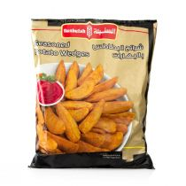 Al Sunbulah Seasoned Potato Wedges (750 g)